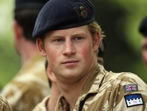 Hoàng tử Anh Harry bị Taliban đe dọa truy sát
