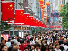 Trung Quốc hạ dự báo tăng trưởng tiêu dùng nội địa