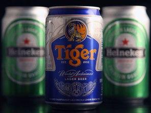 Thai Beverage tìm đối tác ngăn Heineken thâu tóm Tiger Beer