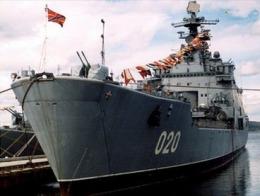 Nga bán tàu đổ bộ hải quân lớn nhất