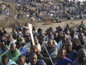 Nam Phi đối mặt với đình công trên toàn quốc