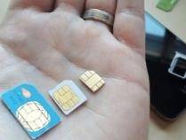 Nhà mạng Việt Nam thử nano-sim phục vụ iPhone 5