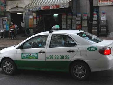 Không bắt buộc taxi phải sơn lại xe theo một màu