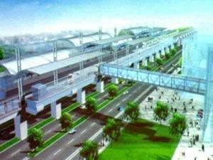 Dự án đường sắt đô thị Cát Linh - Hà Đông chậm tiến độ gần 3 tháng