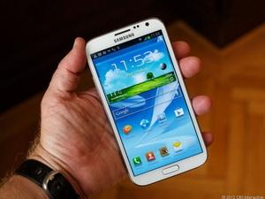 Samsung hy vọng bán được 20 triệu Galaxy Note II