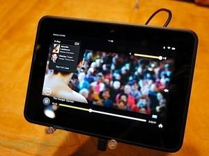 Máy tính bảng Kindle Fire HD 7-inch đã lên kệ