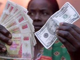 Những hình ảnh ấn tượng về ác mộng siêu lạm phát ở Zimbabwe