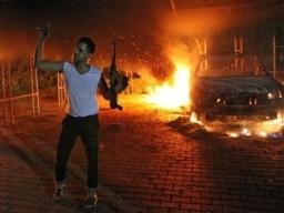 Libya bắt giữ 50 người sau vụ giết hại Đại sứ Mỹ