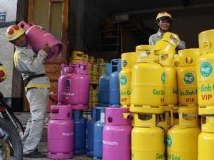 Giá gas sẽ tăng thêm ít nhất 20 nghìn đồng mỗi bình 12kg