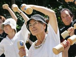 Tốc độ già hóa dân số Nhật Bản nghiêm trọng nhất trong lịch sử