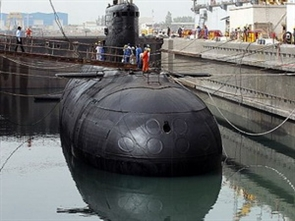 Iran cho hạ thủy tàu khu trục và tàu ngầm hạng nặng