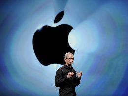 Cổ phiếu Apple vượt mốc 700 USD khi đơn đặt hàng iPhone 5 cao kỷ lục