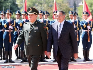 Trung Quốc - Mỹ thúc đẩy quan hệ quân sự kiểu mới