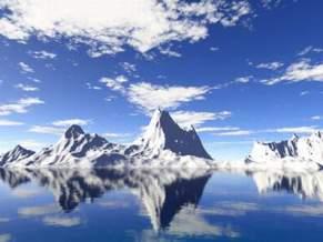 Băng Bắc Cực có thể sẽ tan chảy hết trong 4 năm tới