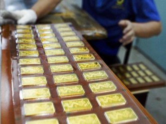 Vàng tăng liên tục, lên 47,25 triệu đồng/lượng