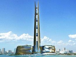 Thế giới sẽ có tòa nhà cao 1.600 mét vào 2025
