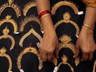 Ấn Độ rộ lên xu hướng đổi vàng cũ lấy vàng mới