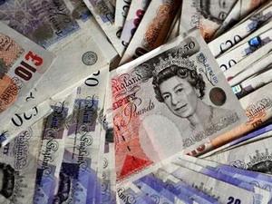 Nợ công của Anh trong tháng 8 lên kỷ lục