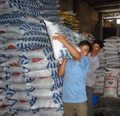 Nhập khẩu phân bón của Đồng Nai giảm gần 5 nghìn tấn