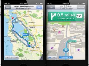 Vì sao dịch vụ Maps của Google hơn hẳn Apple?