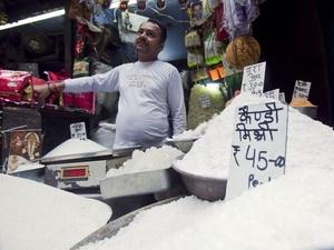 Xuất khẩu đường Ấn Độ niên vụ 2011-2012 tăng cao kỷ lục