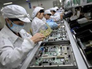 Foxconn tạm đóng nhà máy tại Trung Quốc