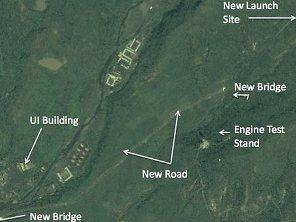 Triều Tiên tạm ngừng xây dựng bệ phóng tên lửa liên lục địa