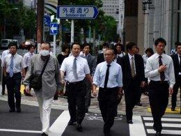 Tầng lớp trung lưu tại Nhật Bản đang dần biến mất