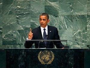 Tổng thống Mỹ cảnh báo Syria và Iran tại Liên Hợp Quốc