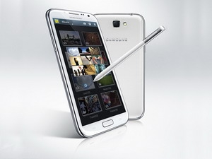 Samsung ra mắt Galaxy Note 2 cạnh tranh iPhone 5