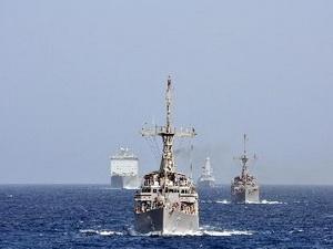 Hàn Quốc tiến hành cuộc tập trận hải quân quốc tế