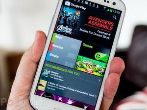 Ứng dụng Google Play cán mốc 25 tỷ lượt tải về