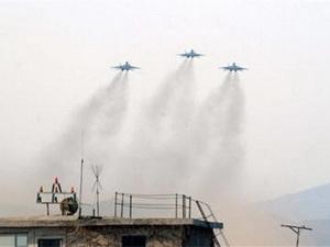 Triều Tiên tăng cường huấn luyện quân sự