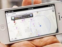 Apple thừa nhận lỗi bản đồ của iPhone 5