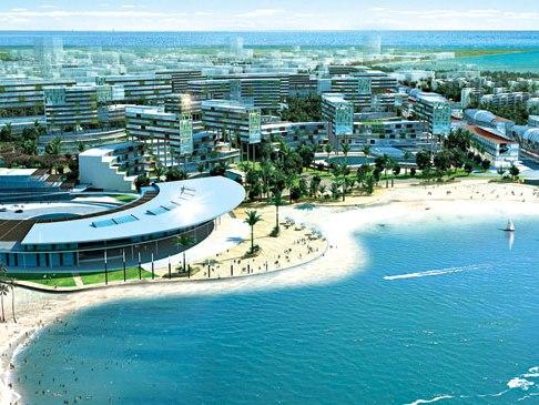 Khởi công dự án khu đô thị lấn biển 1,5 tỷ USD Cần Giờ từ tháng 10