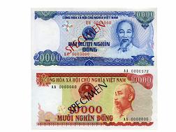 Dừng lưu hành tiền cotton 10.000 đồng và 20.000 đồng từ 2013
