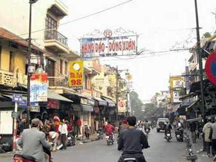 Xây dựng Quy chế quản lý quy hoạch kiến trúc Khu phố Cổ Hà Nội