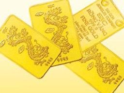 Giá vàng tăng gần 5,5 triệu đồng/lượng trong quý III