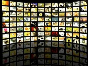 Video trực tuyến xem bằng tivi nhiều hơn máy tính