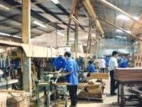 Thêm hai nhà máy chế biến gỗ công suất lớn tại Bình Phước