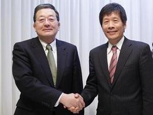 Nhật Bản thành lập hãng thép lớn thứ hai thế giới