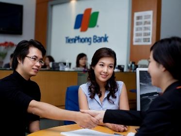 TienPhong Bank cho vay cá nhân lãi suất 9,9%/năm