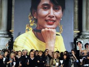 Bà Suu Kyi có thể trở thành tổng thống Myanmar