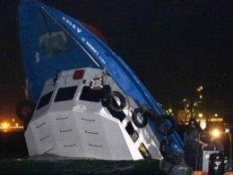 Chìm phà ở Hong Kong dịp quốc khánh, 25 người thiệt mạng