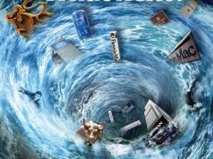 Thế giới thiệt hại 15.000 tỷ USD do khủng hoảng tài chính 2008