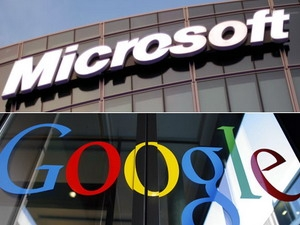 Google vượt Microsoft về giá trị vốn hóa thị trường