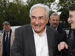 Pháp bác bỏ tội danh cưỡng hiếp của cựu giám đốc IMF
