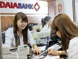 Ngân hàng Đại Á tạm ứng cổ tức 5% bằng tiền đợt 1/2012