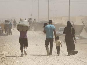 Số người tị nạn chạy khỏi Syria tăng gấp 3 lần