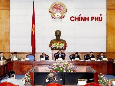 Thay đổi một số điểm trong cơ cấu tổ chức Văn phòng Chính phủ